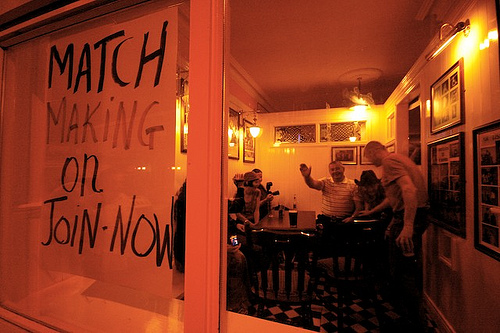match making cork A table for six, ireland's newest and most successful dating event we match single's on group dating events all over ireland regular dating events, the farmer wants a wife, speed dating and our new exclusive and exotic dating events and singles nights.