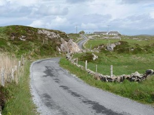 irlande-paysage-route