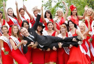 Rose of tralee - festival- évènement - Tralee - Kerry - Visite - concours