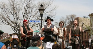 pirates- Irlande - Baltimore - Festival - Cork