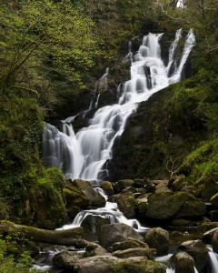cascades - irlande - torc - waterfalls - killarney - kerry - parc national