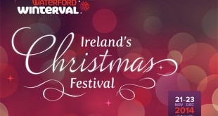 Winterval - affiche - Waterford - Noël - Irlande - Evénement - Festival
