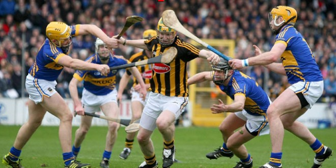 The Kilkenny Way - match de hurling en Irlane