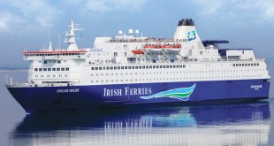 Le ferry Oscar Wild de Irish Ferries