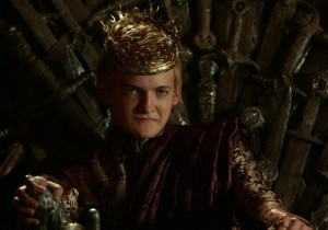 Jack Gleeson dans le rôle de Joffrey Baratheon - Game of Thrones