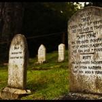 Wicklow - cité - Irlande - forêt - cimetière - randonnée - glendalough