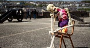 Squelette de Derry Armoiries Irlande