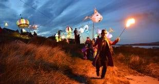 Aisling Reynolds - luxe - art - visuel - donegal - earagail - festival - lanterne