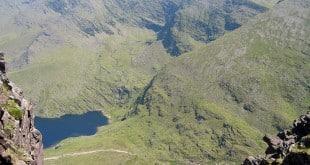 Carrantuohill - montagne - irlande - kerry - corran - tuathal - randonnée - balade - promenade - tourisme