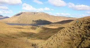 Leenane - hills - montagnes - collines - august - août - randonnée - weekend - mayo -galway - irlande