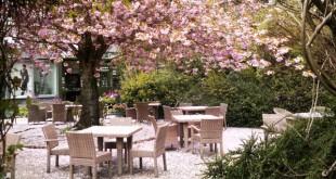Mont - Usher - montagne - Irlande - Chemin - Randonnée - Wicklow - café