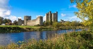 castle -Trim - château - Meath - Irlande - tourisme - visite