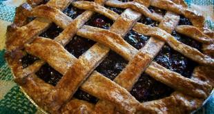Recette - blueberry pie - tourte - myrtille - lugnasad - fête - irlande