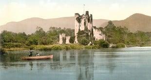 Ross castle - Killarney - irlande - tourisme - visite - château - Kerry - 2