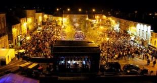 Wstfest - scène - festival - concert - courses - sport - Newcastle West - Irlande - Limerick