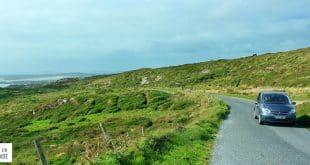 Sky Road de Clifden, Connemara Galway