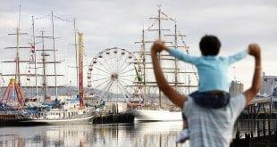Lidl Belfast Titanix Maritime festival